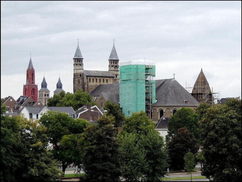 Maastricht 7444 Basiliek van Onze-Lieve-Vrouw-Tenhemelopneming