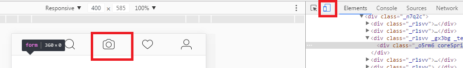 Как добавить фото в Инстаграм с компьютера через Google Chrome