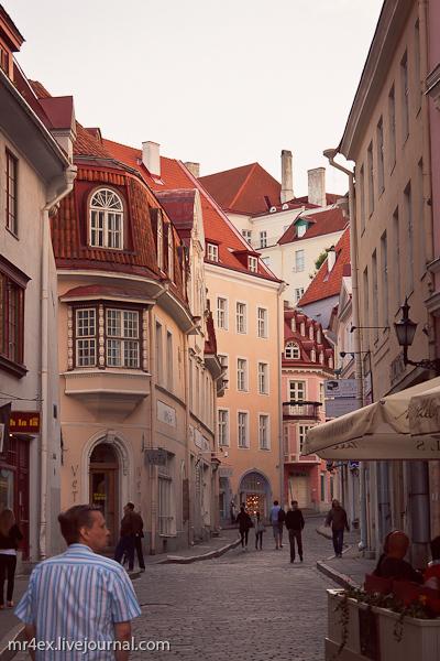Эстония, Таллин, Старый Таллин