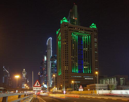 Дубай сегодня