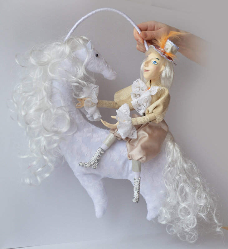 Принц на белом коне.