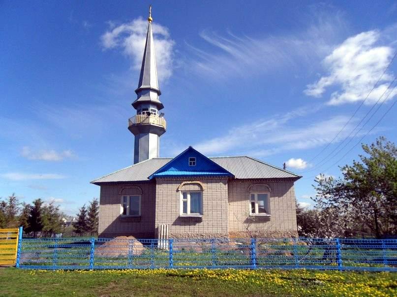 Родник Бану, село Щербень