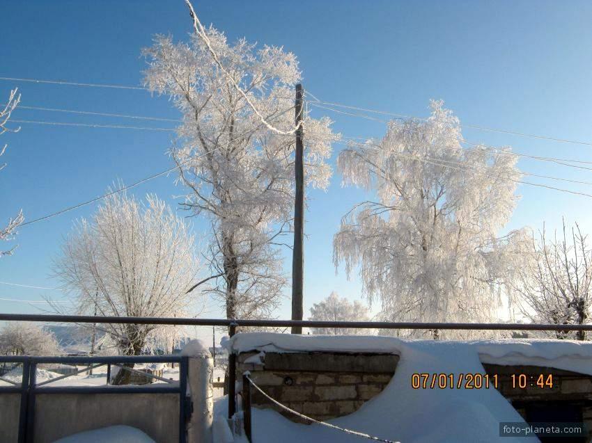 Село Новое Ильмово