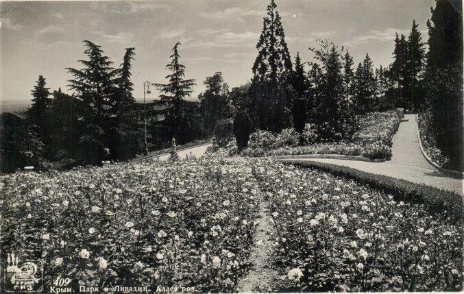Ливадия, 1920