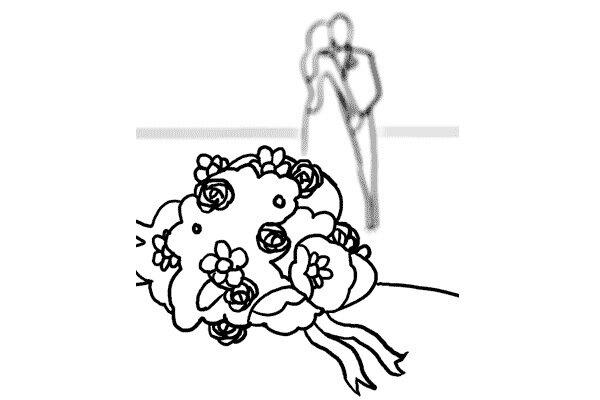 Позирование: позы для свадебной фотографии 20
