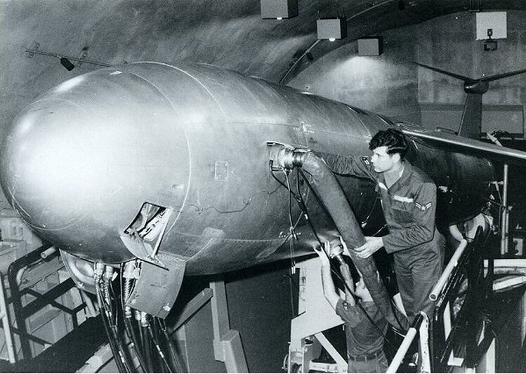 38th tactical missile wing 1959 1966 - 749×533