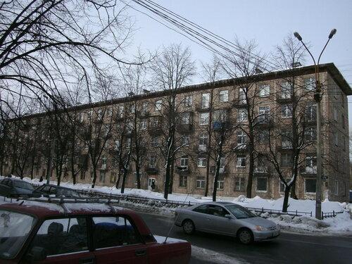 пр. Елизарова 21