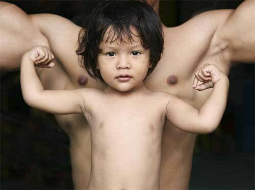 Дети - источник позитива