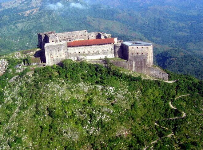 Цитадель Лаферьер. Гаити