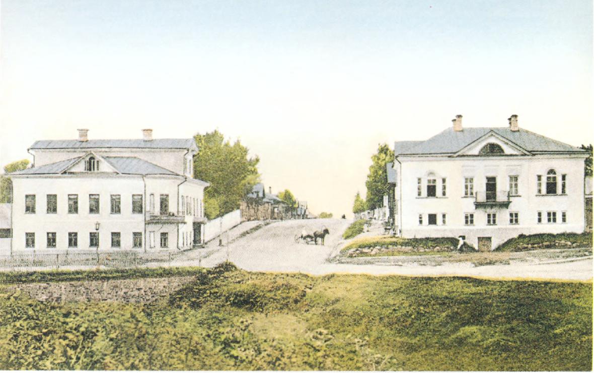 Рыбинская улица