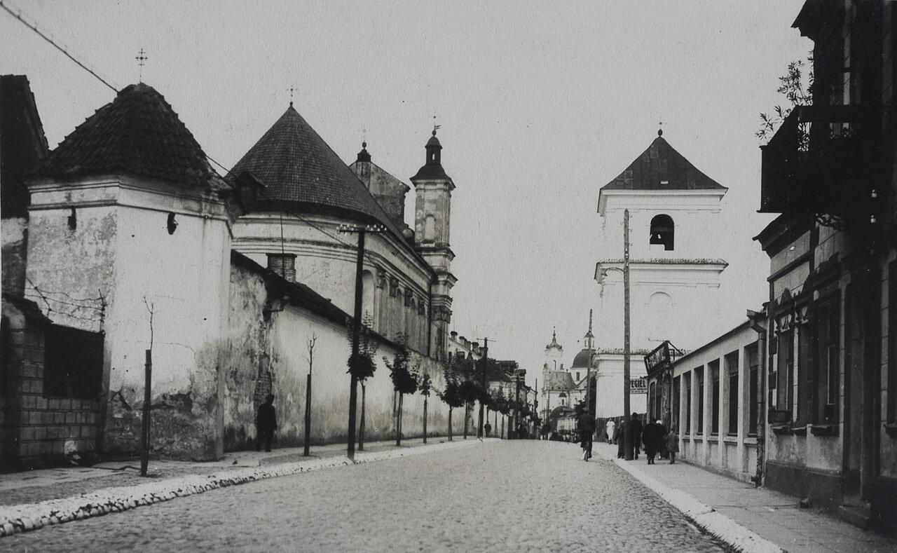 Бригидская улица