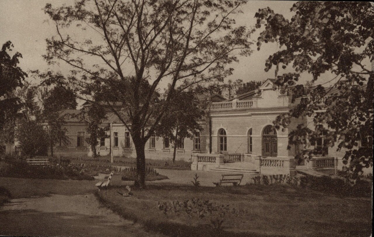 Купальни. 1914