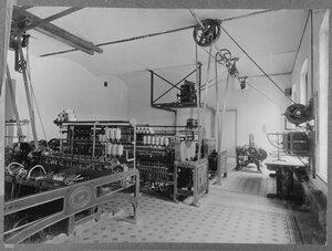 32. Лаборатория волокнистых веществ
