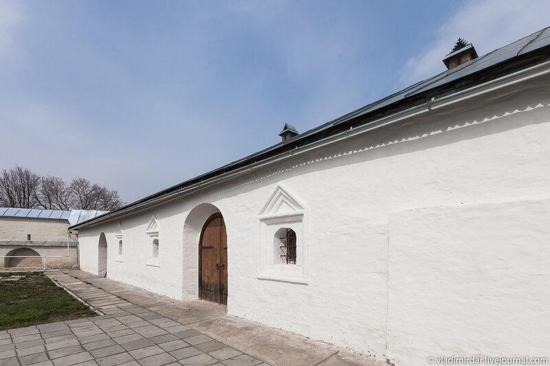 Поварня Пв Покровском женском монастыре Суздяля