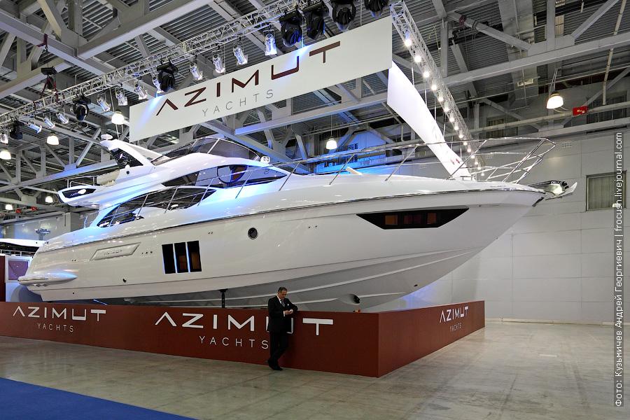 выставка катеров и яхт в Москве в Крокусе Moscow Boat Show