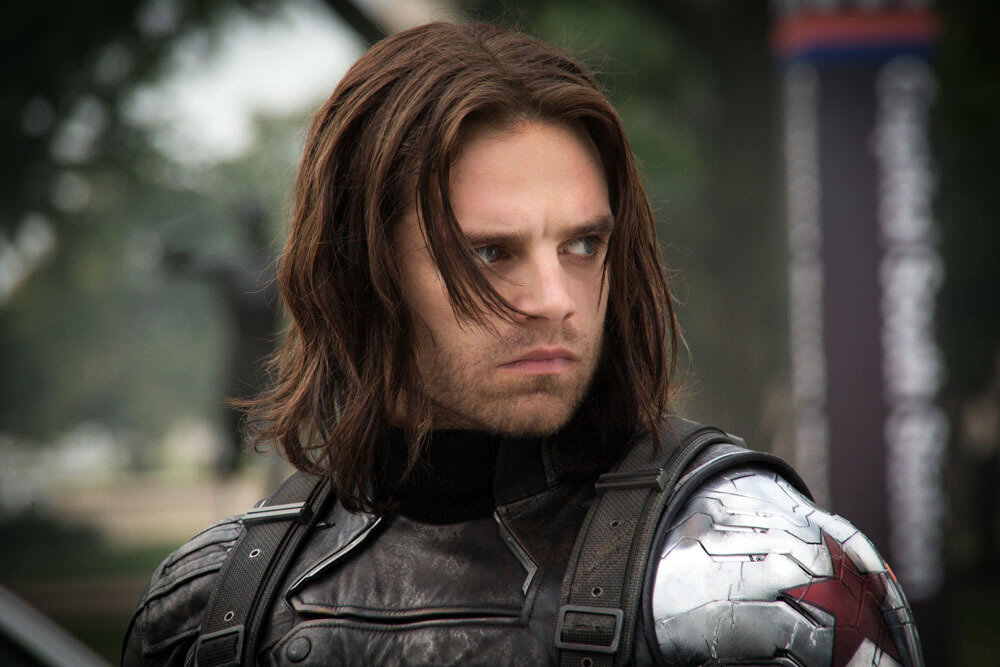 """Marvel's Captain America: The Winter Soldier""Winter Soldier/Bucky Barnes (Sebastian Stan)Ph: Zade Rosenthal© 2014 Marvel.  All Rights Reserved."