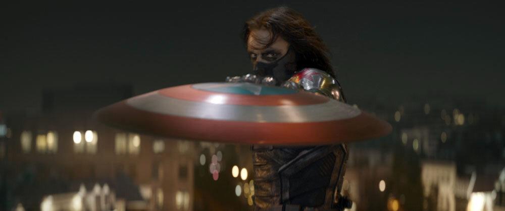 """Marvel's Captain America: The Winter Soldier""Winter Soldier/Bucky Barnes (Sebastian Stan)Ph: Film Frame© 2014 Marvel.  All Rights Reserved."