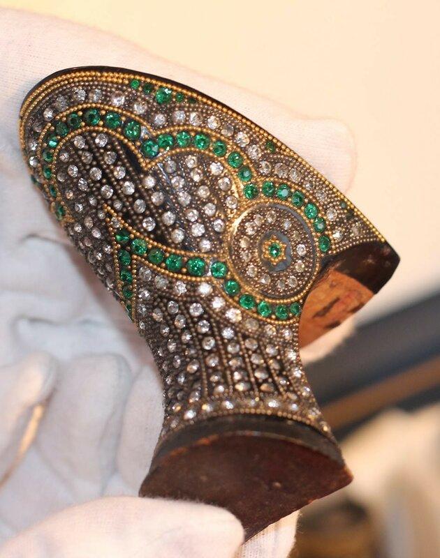 15ae293b597c Коллекционер обуви Назим Султанович Мустафаев. Моё интервью. Часть 1.  1920-е.  la gatta ciara