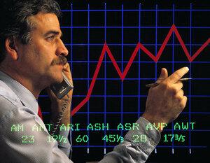 Работа на валютном рынке вместе с брокерами