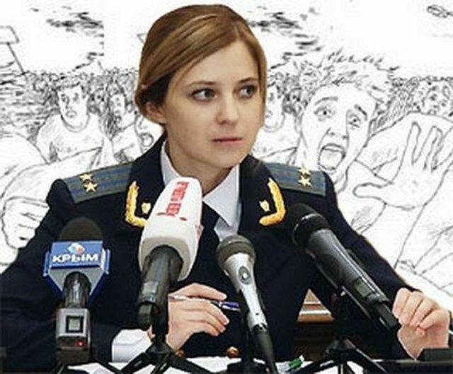 Новый прокурор Крыма (6 фото)
