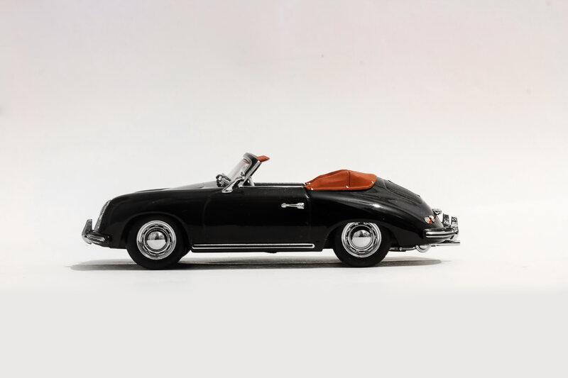 Porsche 356b cabrio