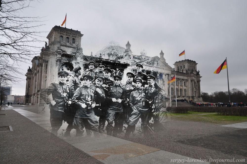 12 Берлин 1945-2010. Фотокорреспонденты у рейхстага..jpg