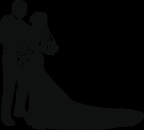 Свадебные клипарты