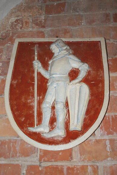 герб Тракайского княжества с 14 века