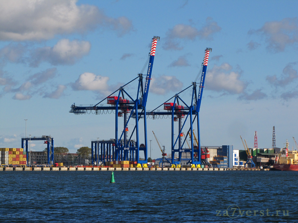 Порт Клайпеды, Литва