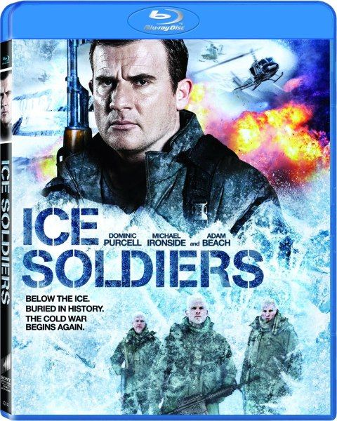 Замороженные солдаты / Ice Soldiers (2013) BDRip 1080p +  720p + HDRip