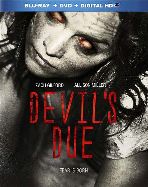 ���������� ������� / Devil's Due (2014/HDRip/720p) ������