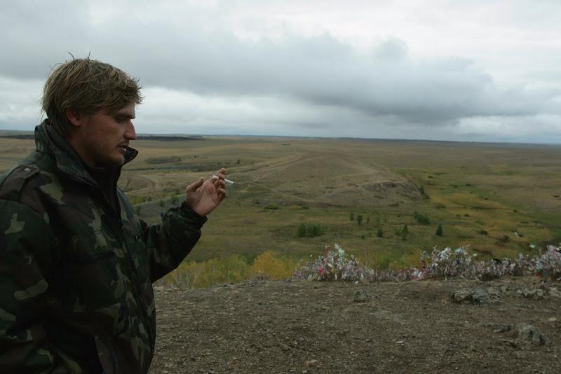 Археолог Сергей, проводник поАркаиму