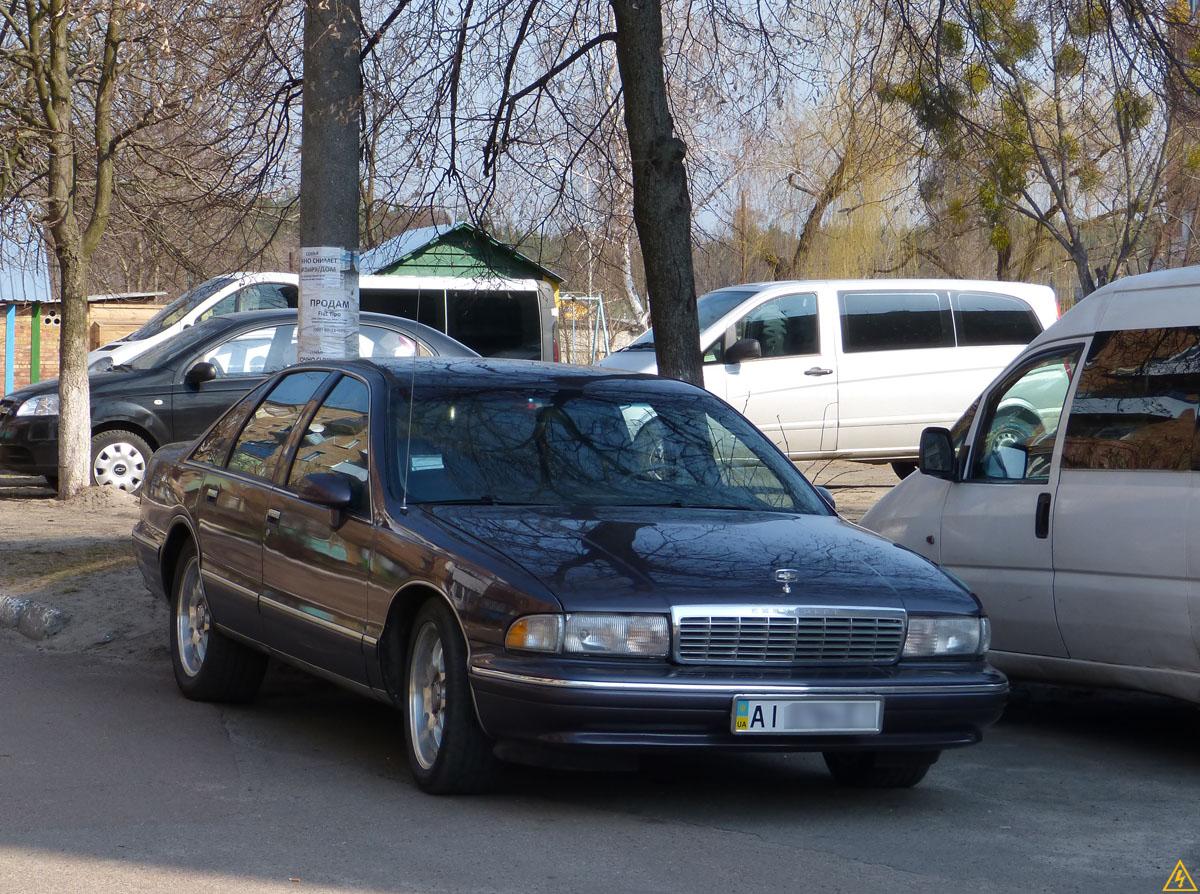Chevrolet Caprise Classic