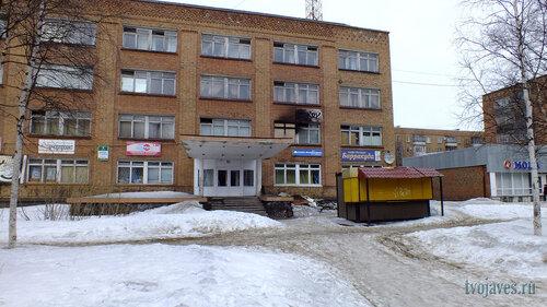 Фото города Инта №6520  Южная сторона Горького 12 14.04.2014_11:58