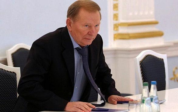 Леонид Кучма Россия хочет отдать нам разрушенный ею Донбасс. Леонид Кучма