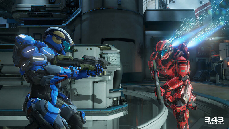 Скриншоты Фатом [Fathom] - Halo 5: Guardians