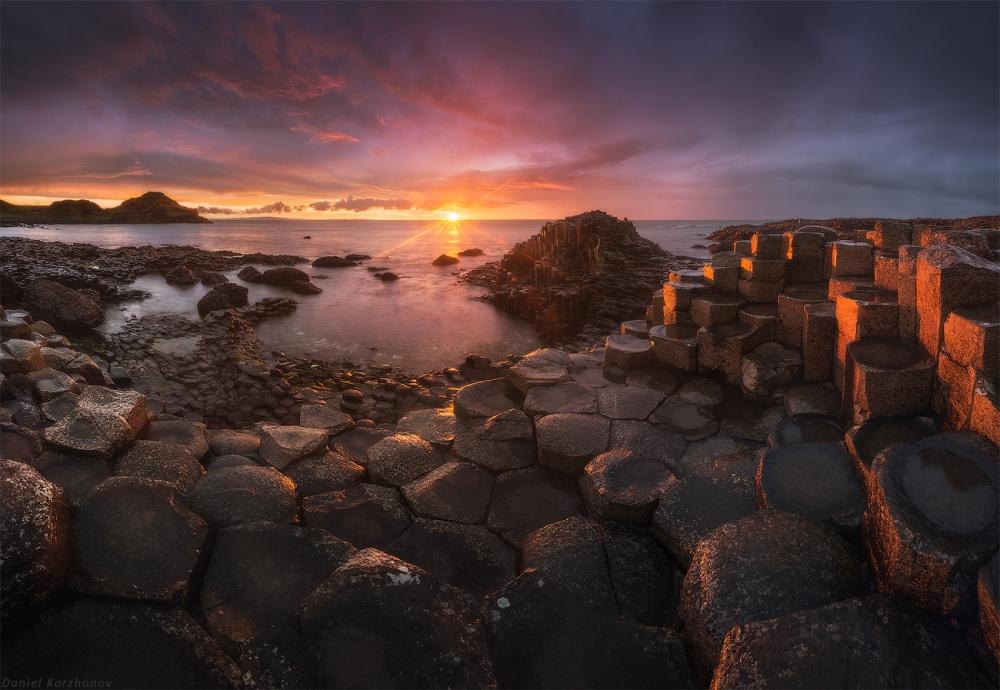 Тропа Великанов, Северная Ирландия.