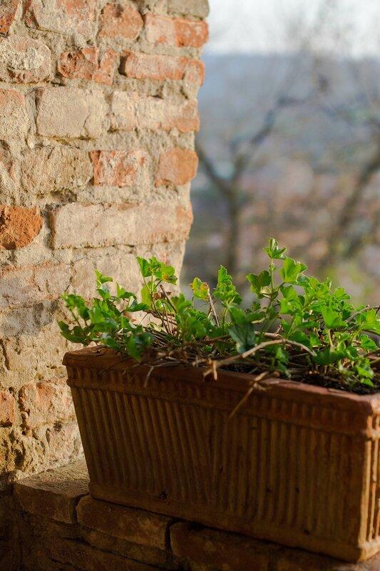 весна в Тоскане...