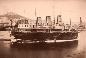 Яхта Ливадия