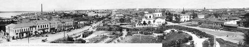 1920-1930 C башни генерал губернатора Омь Ильинская сад.jpg