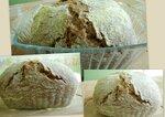 Хлеб в горшке
