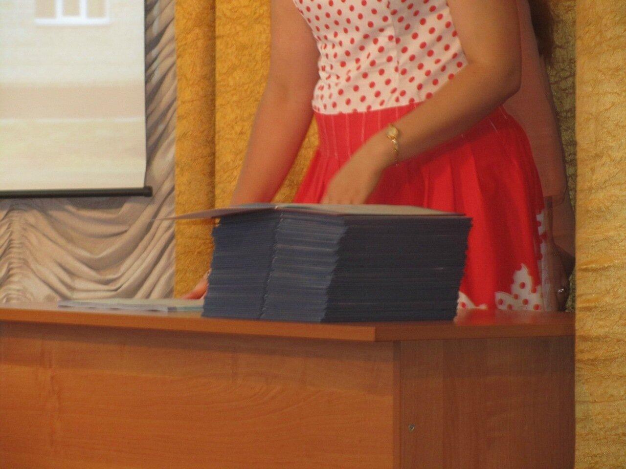 Вручение дипломов в БФ НОККиИ