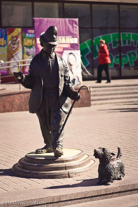 Гомель, улица Советская, Гомельский цирк