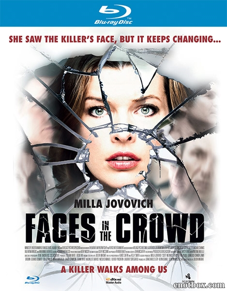 Лица в толпе / Faces in the Crowd (2011/BDRip/HDRip)