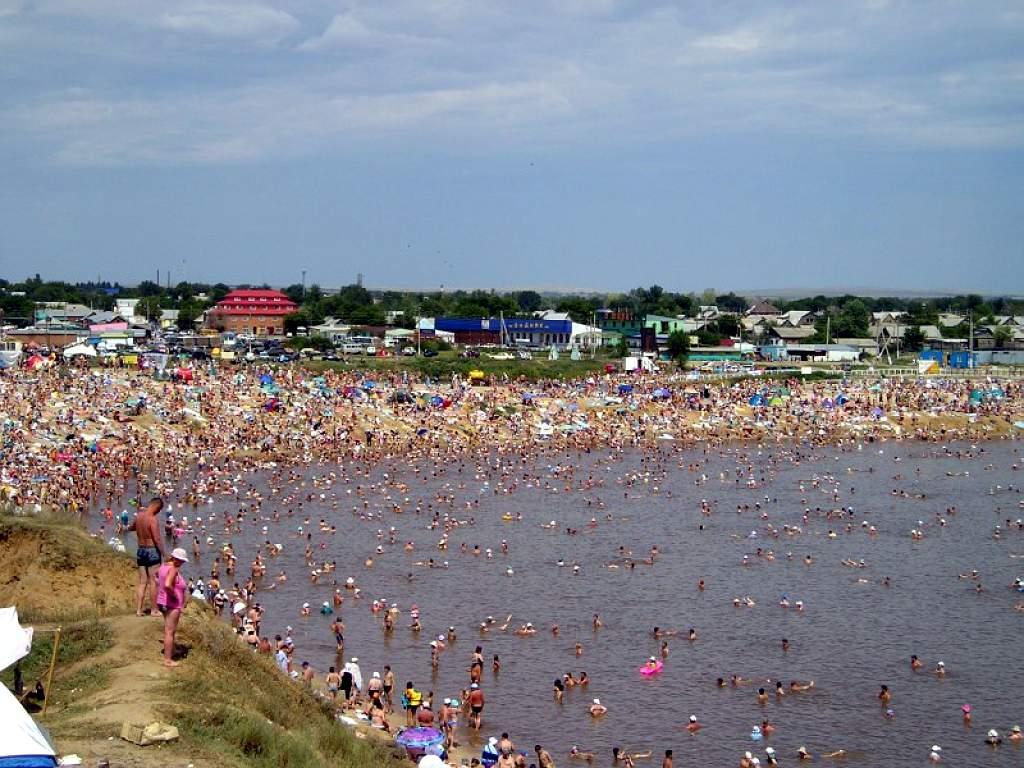 Город Соль-Илецк