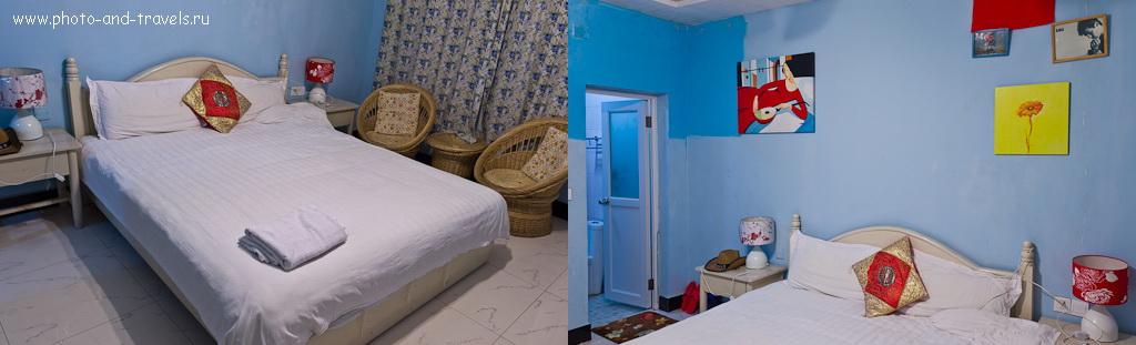 Где поселиться в городе Фэнхуан в центре Китая. Номер в хостеле FengHuang Old Town International Youth Hostel. Аналогичный по качеству был в Wulingyuan Zhongtian International Youth Hostel.