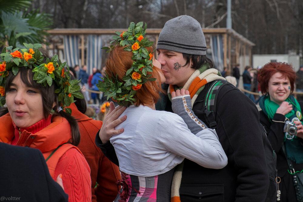 День святого Патрика, Москва, 2014, Сокольники