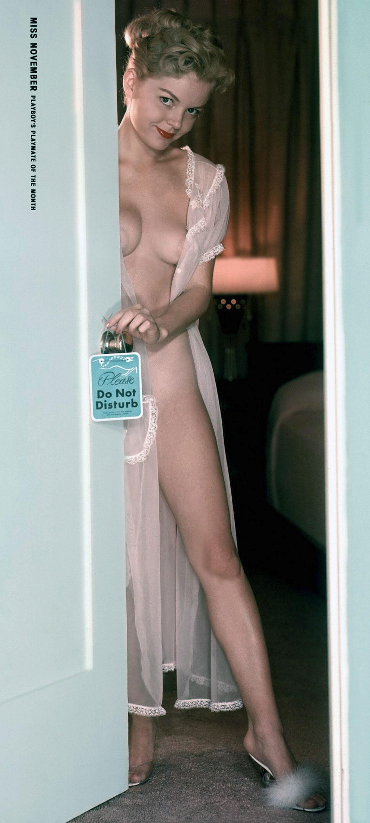 Playboy Playmate - Miss November 1957 | Marlene Callahan / Мэрлин Кэллэхэн