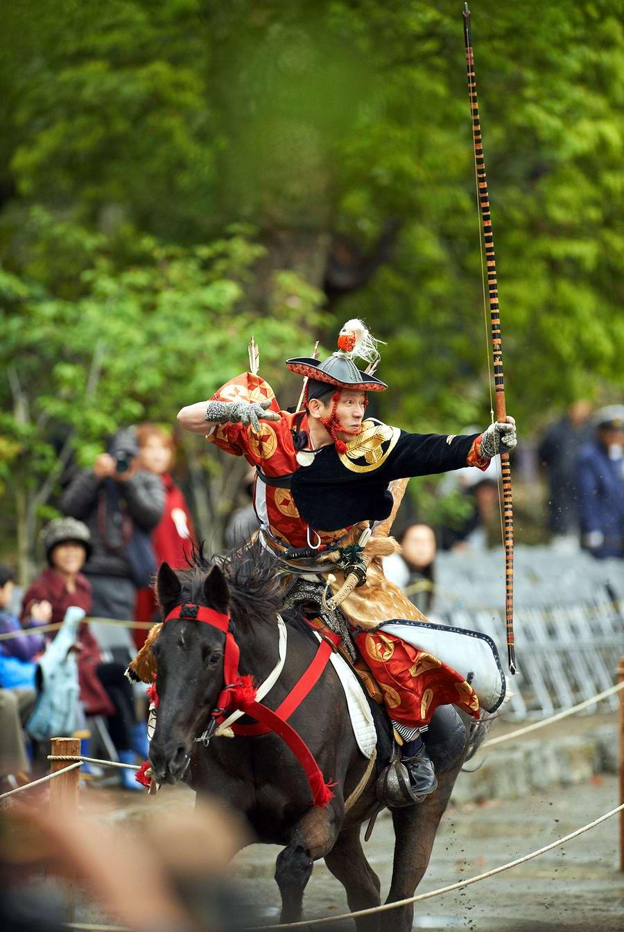 Стреляем из лука на полном скаку: Потомки японских самураев (18)