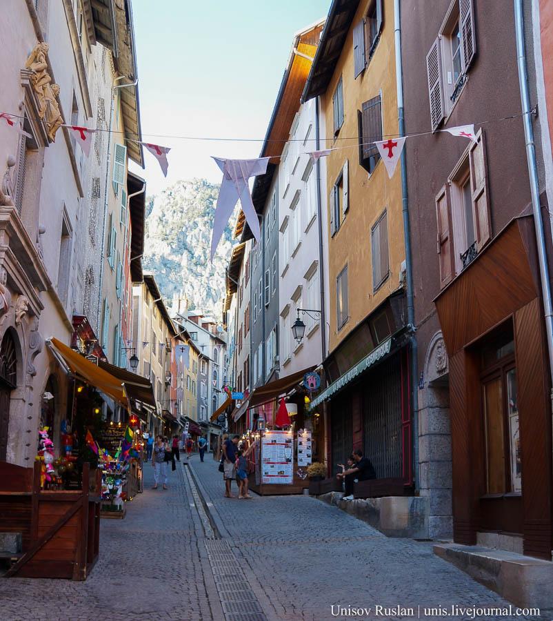 Путешествие по Франции на автомобиле
